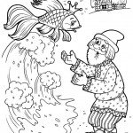 Раскраски народные сказки, избранные рисунки