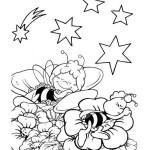 Раскраска из мультфильма «Пчелка Майя» - Все для детского ...
