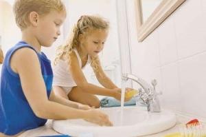 Чистые руки – залог детского здоровья
