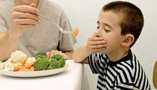 Почему ребенок не хочет кушать?