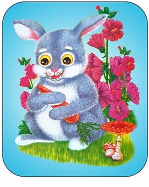 Картинки зайчиков для малышей