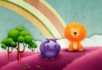 Потешки о животных в детский сад