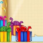Фрагмент 3 плаката поздравления с днем рождения в детский сад