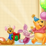 Фрагмент 4 плаката поздравления с днем рождения в детский сад