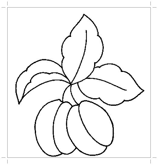 April Apricot Shopkin coloring page  Free Printable