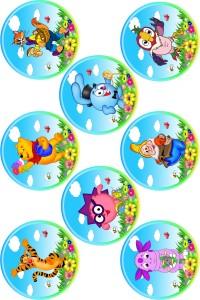 Картинки на шкафчики в детский саду скачать бесплатно 10
