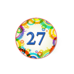 Номер 27 на кроватку в ДОУ
