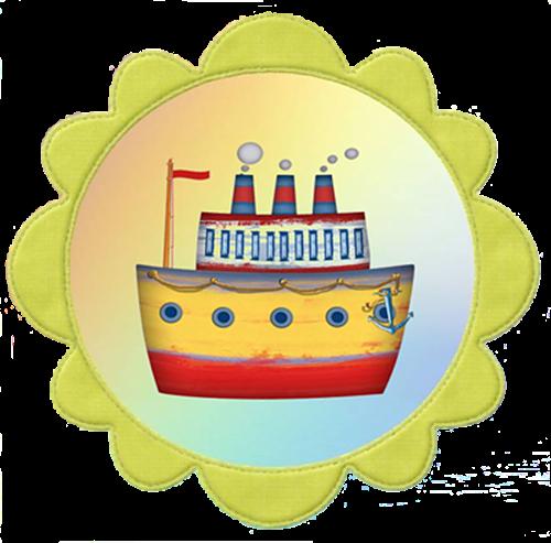 Кораблик для группы солнышко