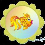 Золотая рыбка для группы солнышко