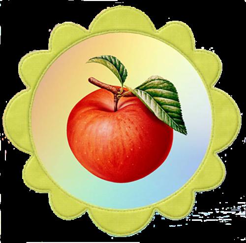 Яблоко для группы солнышко