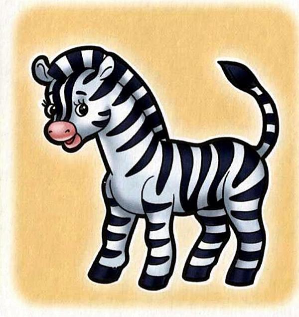 Картинки на шкафчики с животными