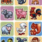 Сборник картинок с животными для ДОУ 2