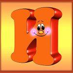 Квадратная буква И