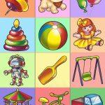 Сборник с игрушками на шкафчик 2