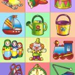 Сборник с игрушками на шкафчик 1