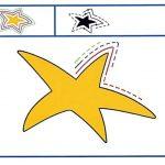 Занятие по подготовке к письму со звездой
