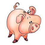 Звук свиньи