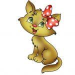 Звук кошки