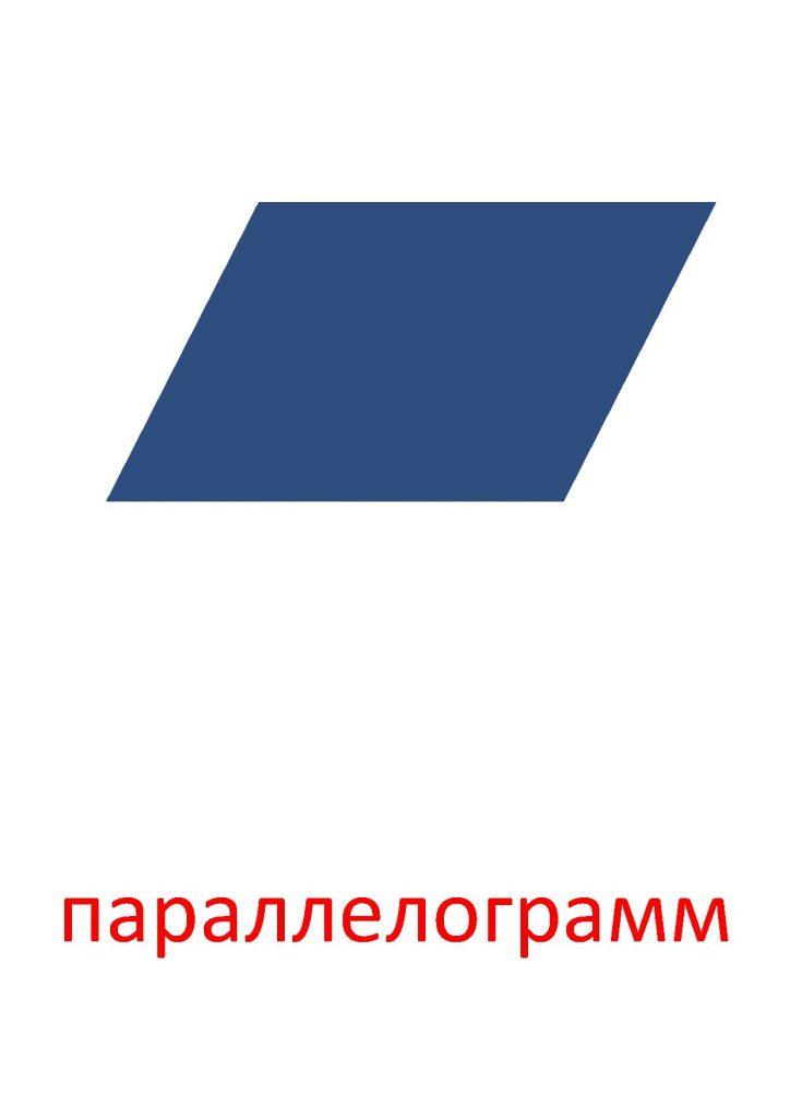 Плоский параллелограм