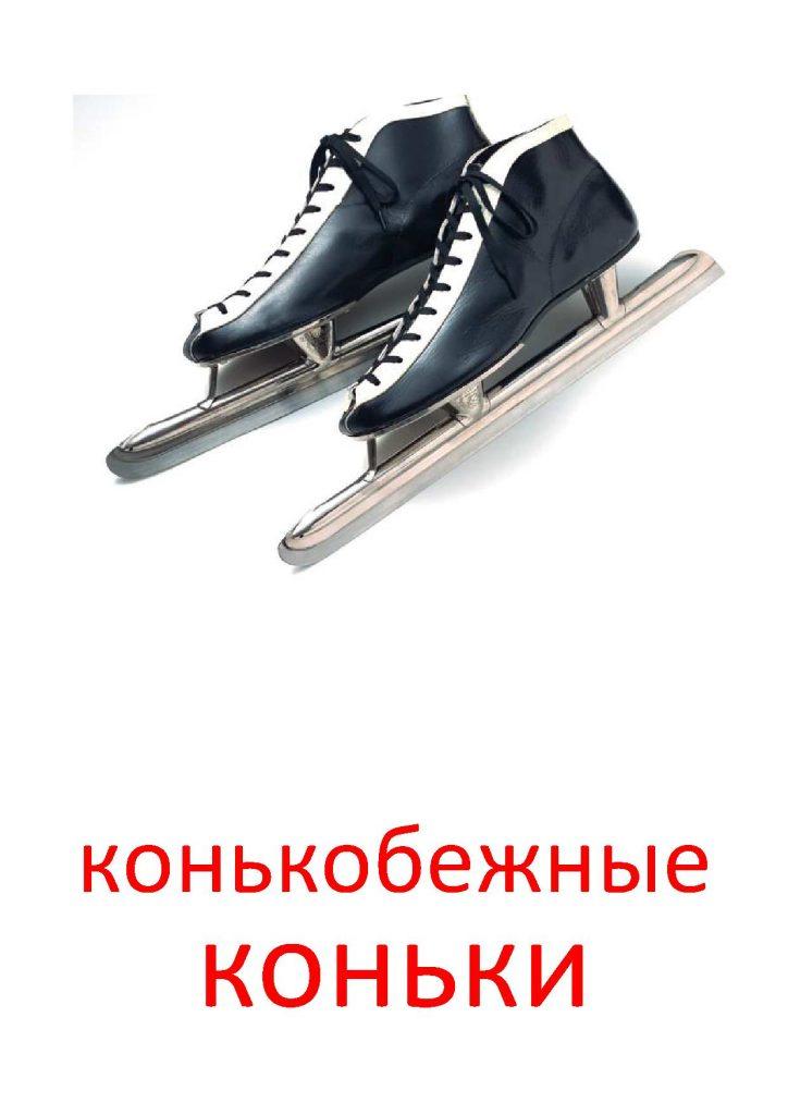 Конькобежные коньки