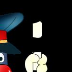 Клипарт светофора - фрагмент 2