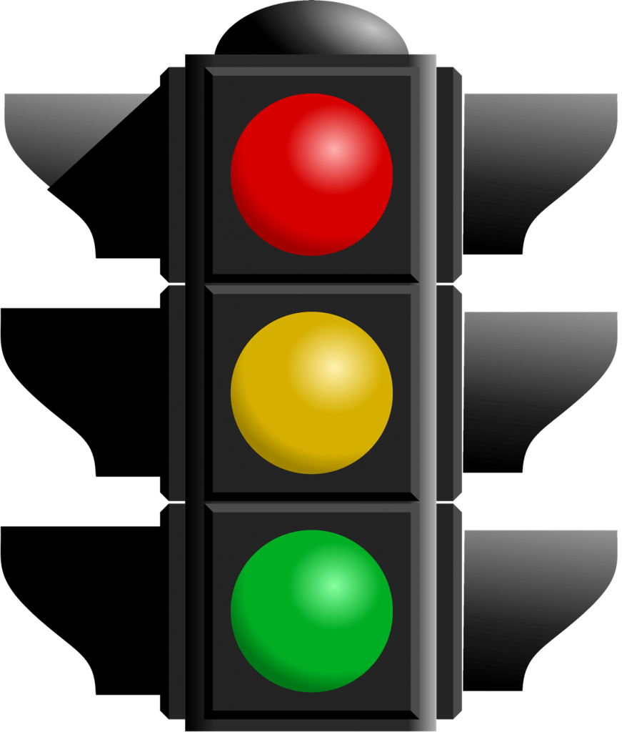 Светофор для А4