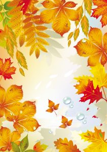 Фон для презентации осень