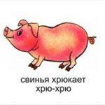 Как говорит свинья