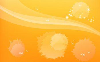 Желтая абстракция фон с малыми волнами