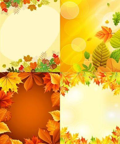 Фоны «Золотая осень»