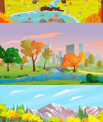 Плакаты на тему «Осень»